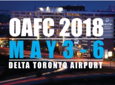 OAFC 2018 May 3-6, 2018, Delta Hotels Toronto Airport Hotel & Conference Centre