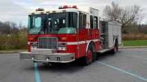 For Sale: 1995 Rescue Pumper