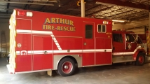 For Sale: 1994 Freightliner FL70 Rescue Truck