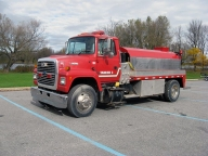 For Sale:  1995 Ford L8000