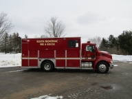 Squad For Sale 2009 Chassis - South Frontenac Fire & Rescue