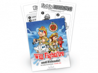 OAFC Will Fightfire Youth Activity Book (100)