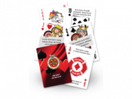 OAFC Will Fightfire Playing Cards (25)