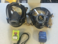 For Sale: Scott SCBA, Cylinders and Masks