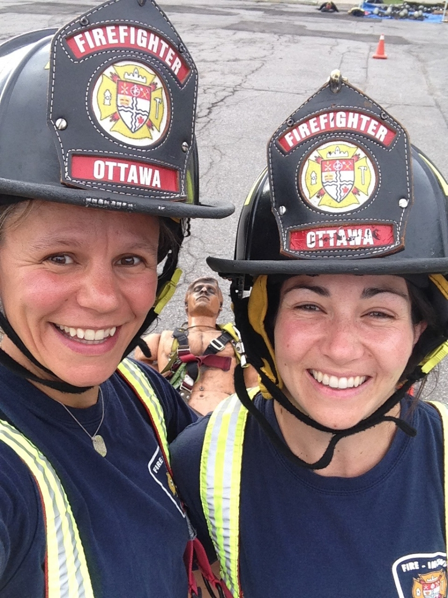 Fire Service Women Ontario Symposium and AGM | Ontario