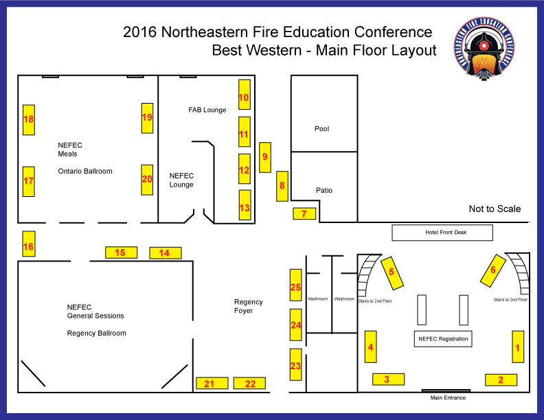 northeastern fire education conference trade show