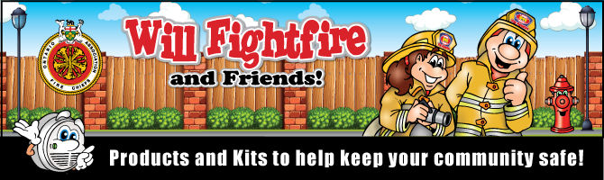 Fire Prevention Month - Name Will Fightfire's Friend Contest